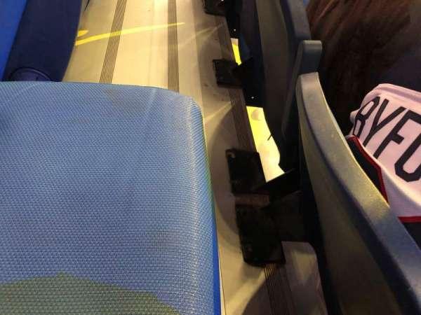 KeyBank Center, sección: 111, fila: 13, asiento: 4