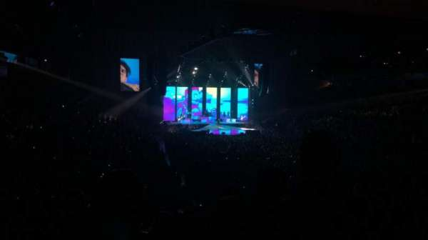 Royal Farms Arena, sección: 225, fila: L, asiento: 9
