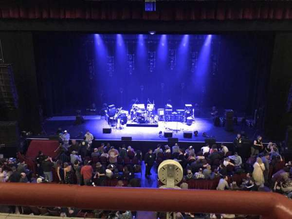 Chicago Theatre, sección: Loge4, fila: AA, asiento: 405