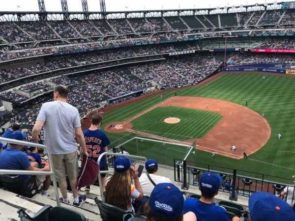 Citi Field, sección: 505, fila: 6, asiento: 1
