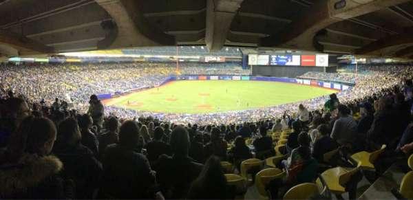 Olympic Stadium, Montreal, sección: 419, fila: AA, asiento: 15