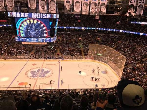 Scotiabank Arena, sección: 308, fila: 12, asiento: 22