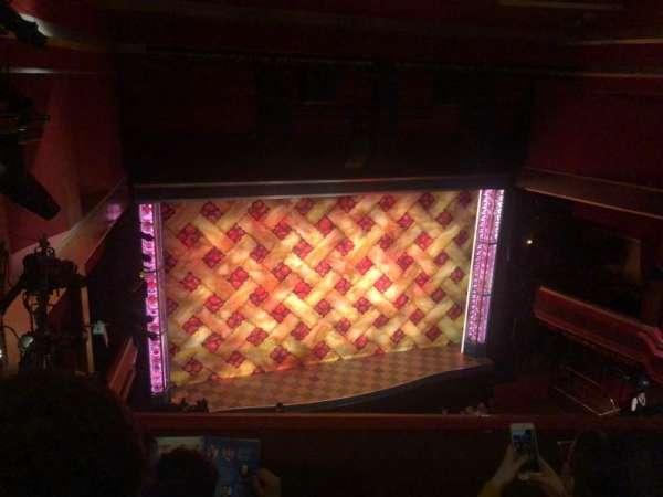 Adelphi Theatre, sección: Upper Circle, fila: C, asiento: 32