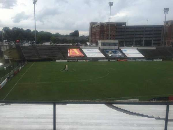 American Legion Memorial Stadium, sección: 15, fila: Hh, asiento: 2