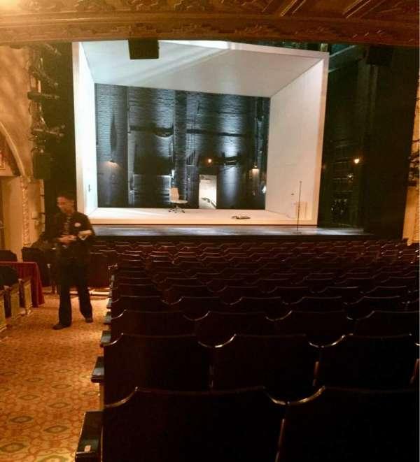 John Golden Theatre, sección: Orchestra C, fila: Q, asiento: 118