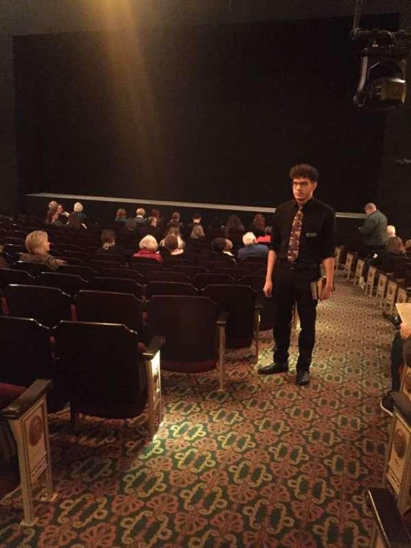 Bernard B. Jacobs Theatre, sección: Orchestra R, fila: O, asiento: 2