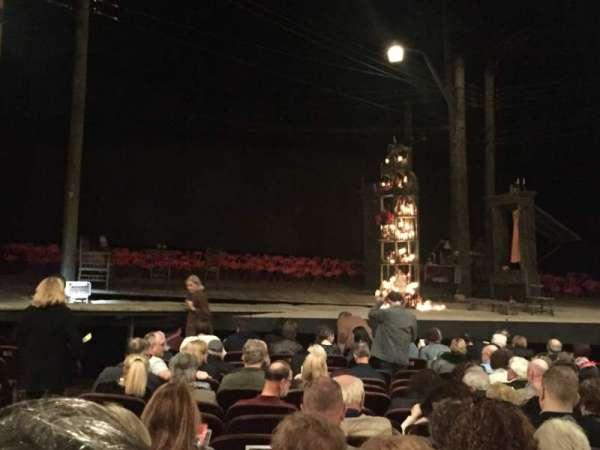 American Airlines Theatre, sección: Orchestra C, fila: N, asiento: 113