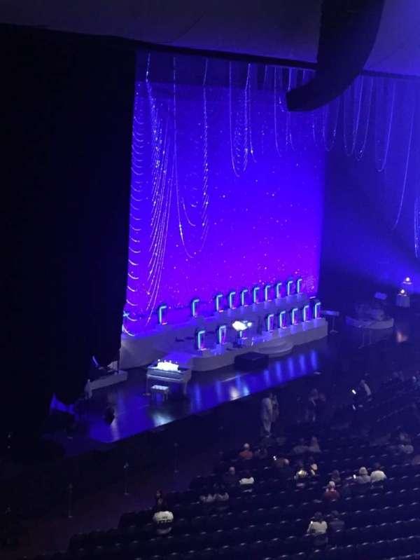 Park Theater at Park MGM, sección: 407, fila: A, asiento: 1