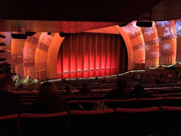 Radio City Music Hall, sección: 1st Mezzanine 7, fila: G, asiento: 709