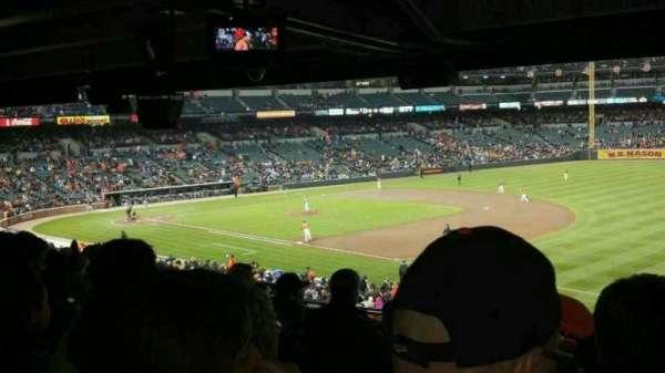 Oriole Park at Camden Yards, sección: 11, fila: 12, asiento: 15