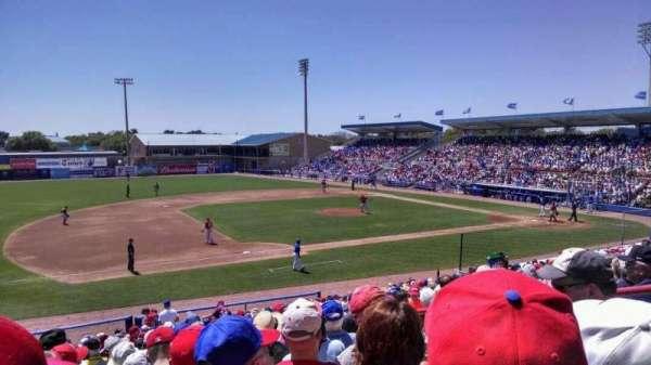 Florida Auto Exchange Stadium, sección: 211, fila: 12, asiento: 5