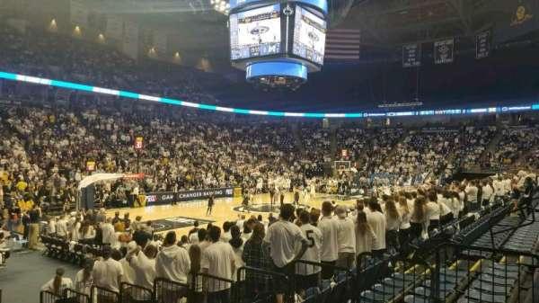 Bryce Jordan Center, sección: 126, fila: B, asiento: 104