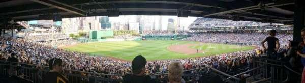 PNC Park, sección: 128