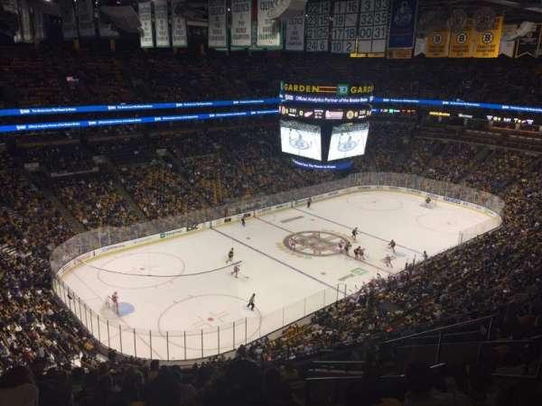 TD Garden, sección: Bal 305, fila: 13, asiento: 8