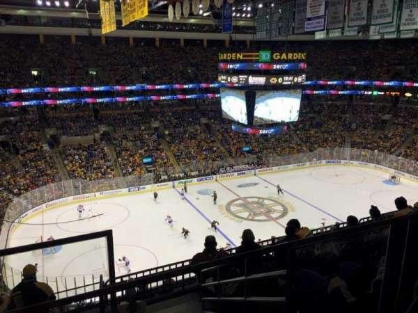 TD Garden, sección: Bal 318, fila: 9, asiento: 19