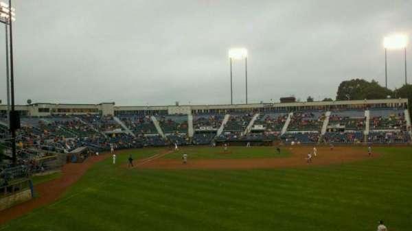 Hadlock Field, sección: 502, fila: c, asiento: 1