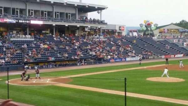 PNC Field, sección: 15, fila: 13, asiento: 13