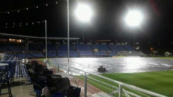 NYSEG Stadium, sección: deck