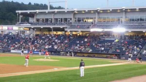 PNC Field, sección: 29, fila: 6, asiento: 11