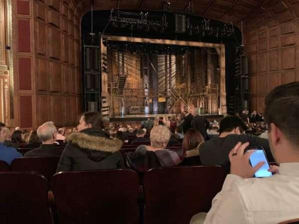 Benedum Center, sección: Orchestra LC, fila: Q, asiento: 27