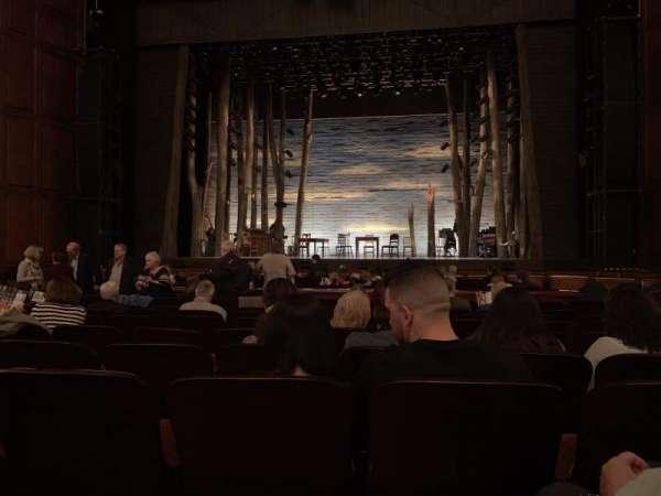 Benedum Center, sección: Orchestra C, fila: J, asiento: 111