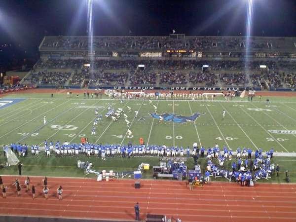 UB Stadium, sección: 327