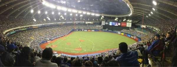Olympic Stadium, Montreal, sección: 421, fila: 1, asiento: 1