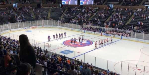 Nassau Veterans Memorial Coliseum, sección: 239, fila: 5, asiento: 10