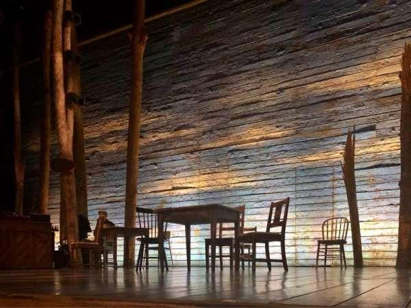 Gerald Schoenfeld Theatre, sección: Orchestra C, fila: AA, asiento: 114