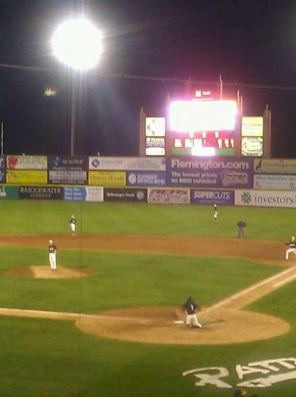 TD Bank Ballpark, sección: 204, fila: F, asiento: 2