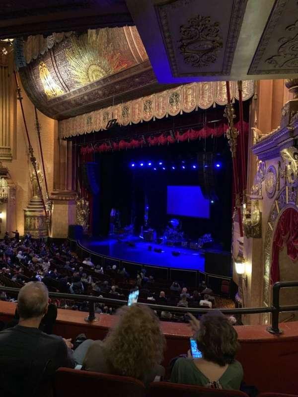 Beacon Theatre, sección: Loge, fila: C, asiento: 54
