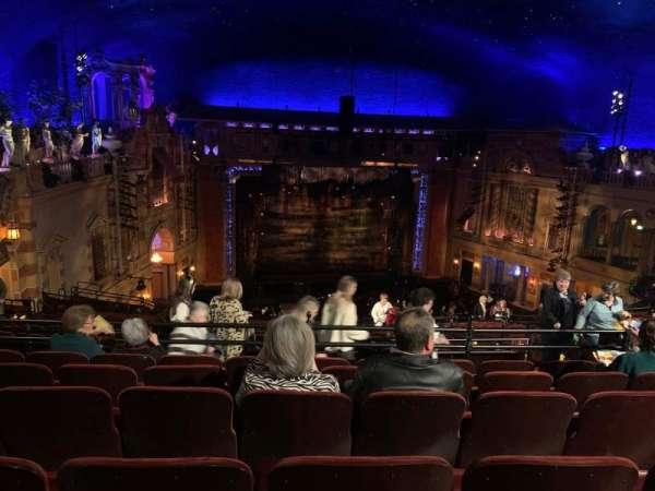 Saenger Theatre (New Orleans), sección: Balcony L, fila: P, asiento: 15