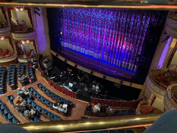 Grand 1894 Opera House, sección: Balc Right, fila: AAA, asiento: 7