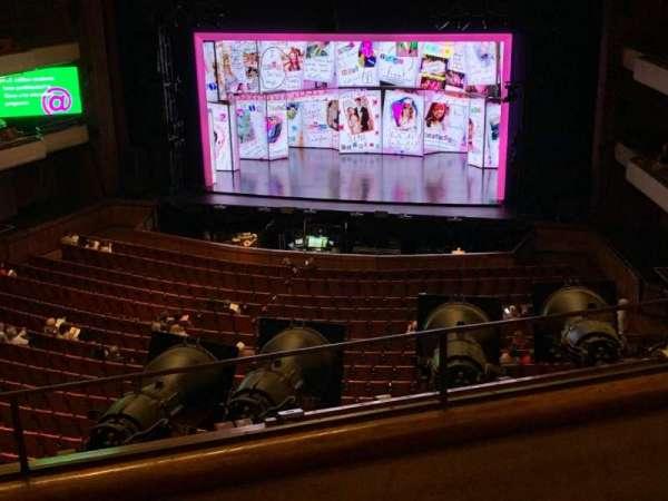 Jaeb Theater at The Straz, sección: Balcony 4, fila: B, asiento: 139