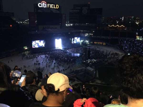 Citi Field, sección: 521, fila: 11, asiento: 10