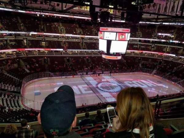United Center, sección: 320, fila: 7, asiento: 5-6