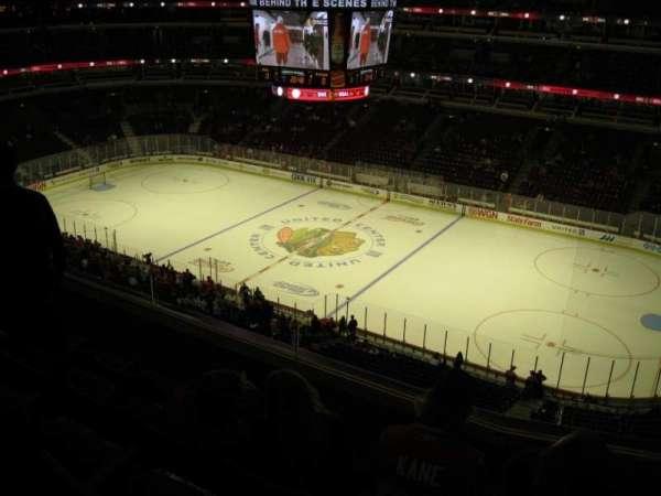 United Center, sección: 315