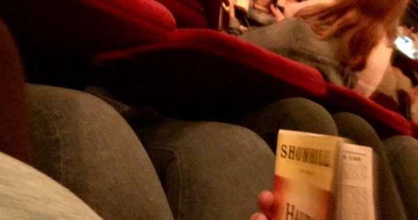Lyric Theatre, sección: Balcony, fila: H, asiento: 4