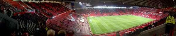 Old Trafford, sección: NE3424, fila: 31, asiento: 19