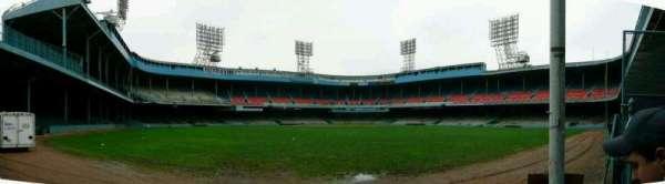 Old Tiger Stadium, sección: Lower Bleacher