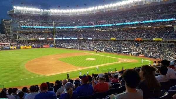 Yankee Stadium, sección: 227A, fila: 9, asiento: 10