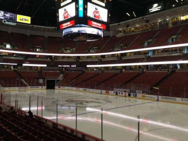 Honda Center, sección: 205, fila: K, asiento: 6