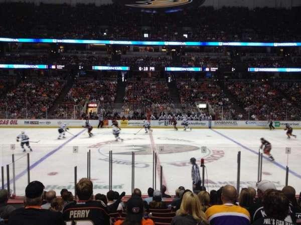 Honda Center, sección: 222