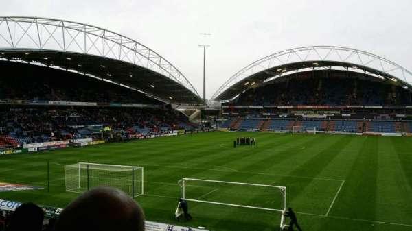 John Smith's Stadium, fila: x, asiento: 29