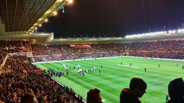 Riverside Stadium, sección: 65, fila: 27, asiento: 38