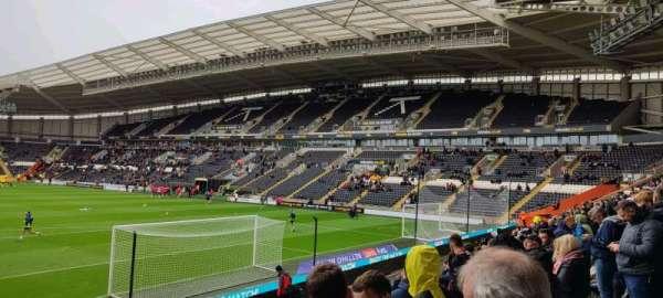 MKM Stadium, sección: n5, fila: m, asiento: 168