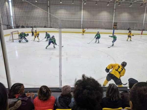Warrior Ice Arena, sección: 5, fila: D, asiento: 11