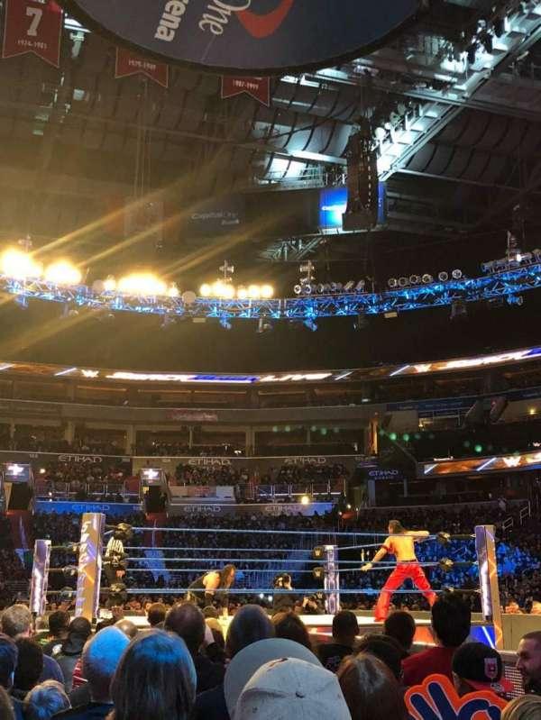 Capital One Arena, sección: 12, fila: E, asiento: 9