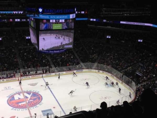 Barclays Center, sección: 226, fila: 16, asiento: 1