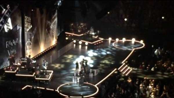 Madison Square Garden, sección: 224, fila: 17, asiento: 15